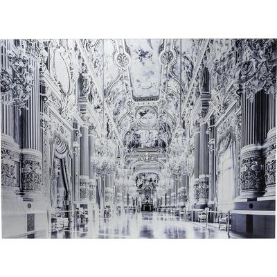 Cuadro cristal Metallic Versailles 120x180cm