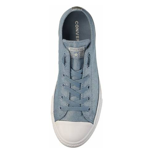 Zapatos Chuck Taylor All Star Washed Denim-White