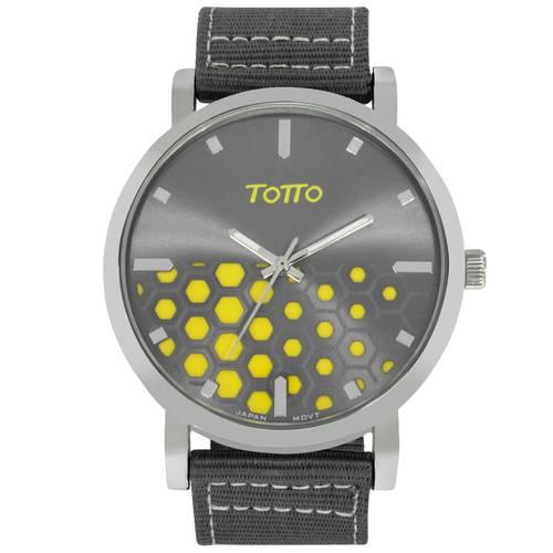 Reloj análogo gris-gris 25-2