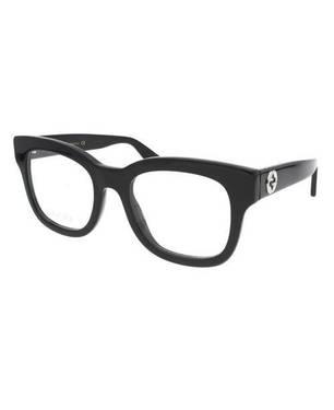 Gafas Oftálmicas 3O-001 Negro - Gucci