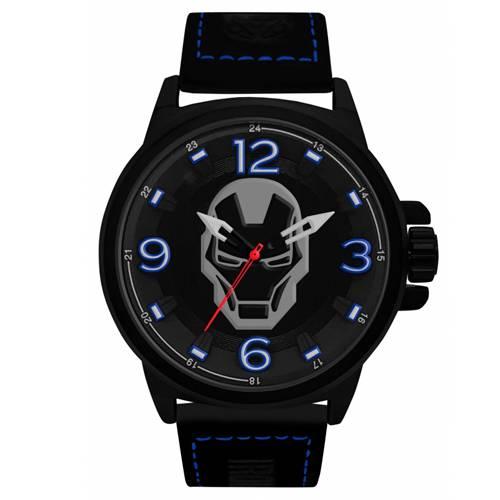 Reloj Análogo Negro-Negro Umb-Im01-3