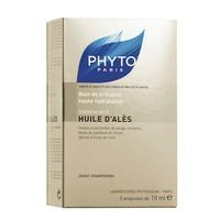 Phyto Huile D'Alès Elixir Alta Hidratación 5uds