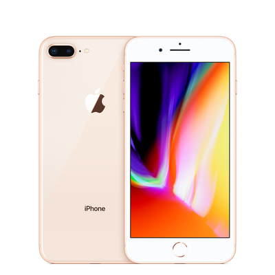 iPhone 8 Plus Dorado Gold 64GB 5.5 Pantalla Libre