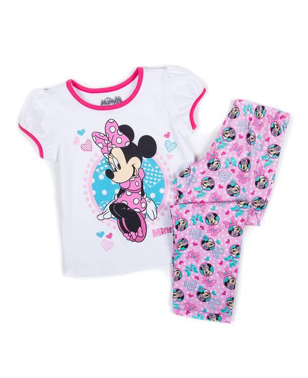 Pijama Caminadora Minnie