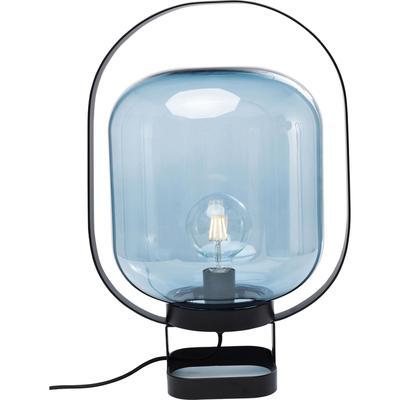 Lámpara mesa Jupiter azul-negro