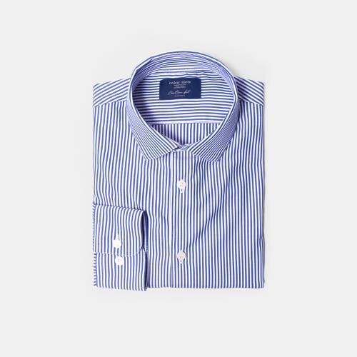 Camisa Color Siete para Hombre 5007-3 -  Azul