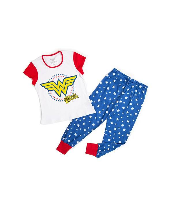 Pijama Niña Wonder Woman