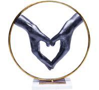 Objeto decorativo Elements Heart Hand