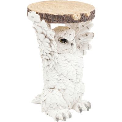 Mesa auxiliar Animal Owl Ø35cm