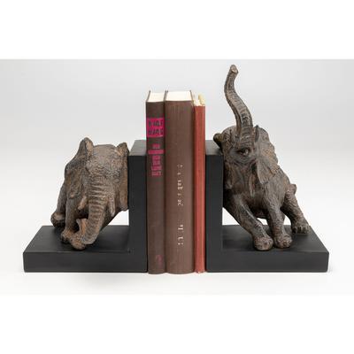 Sujetalibros Elephants 42cm (2/Set)