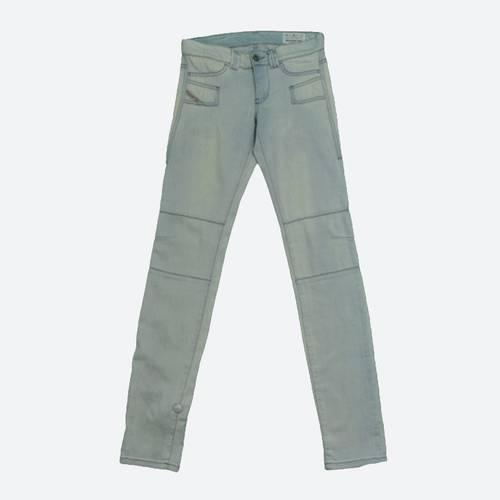 Pantalón Jegonfire Azul Medio 01-Azm - Diesel