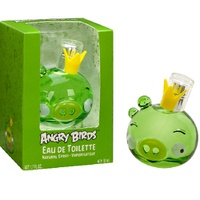 Angry Birds Boy Edt Natural Spray Vapor 50ml
