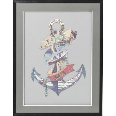 Cuadro Art Anchor 80x60cm