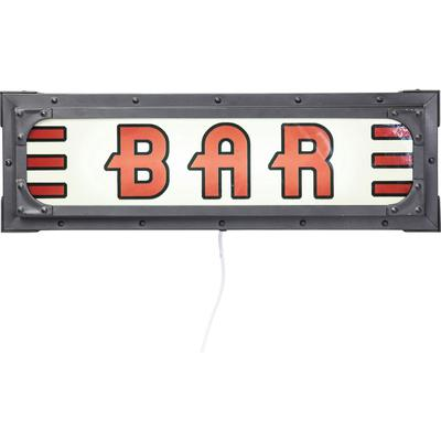 Objeto luminoso Bar