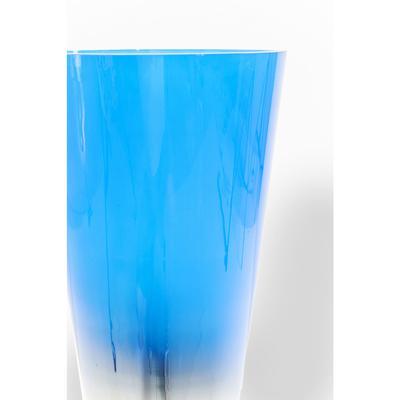 Vasija Melange azul 90cm