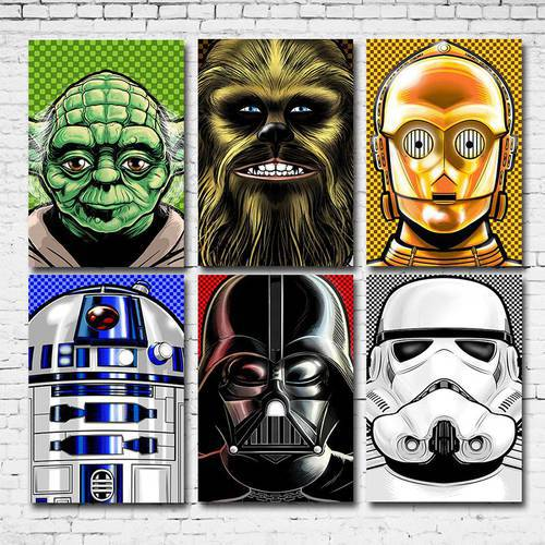 Cuadro Colección Stars Wars