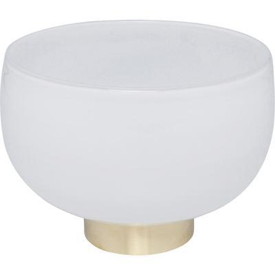 Vasija Pure Bowl blanco 17cm