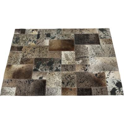 Alfombra Squares Grau 170x240cm