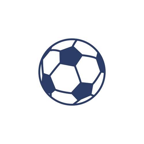 Polo Color Siete Para Hombre Gris - Futbol