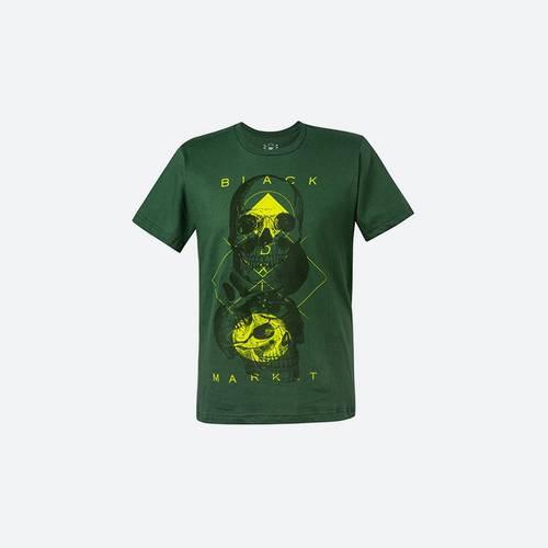 Camiseta Dxix Verde