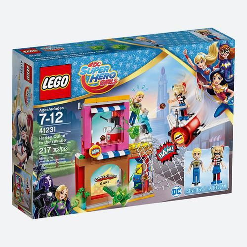 Shg Harley Quinn? Al Rescate 70027 - LEGO®
