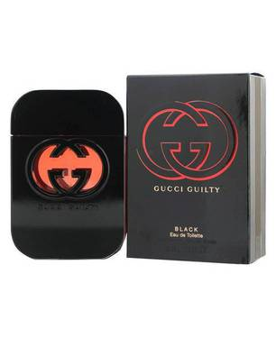 Perfume guilty black 2.5 edt l 6062