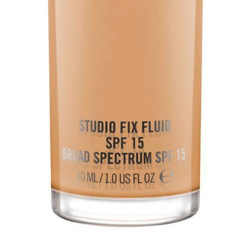 Studio Fix Fluid Spf 15 M6Jc09 Nc 44 - MAC