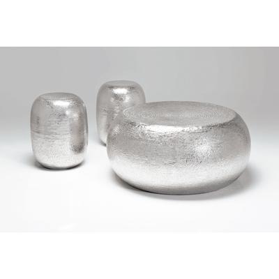 Mesa centro + taburetes Antico (3/piezas)