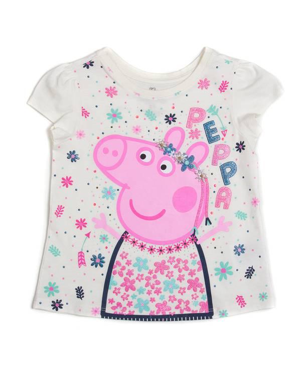 Camiseta Mc Caminadora Peppa Pig