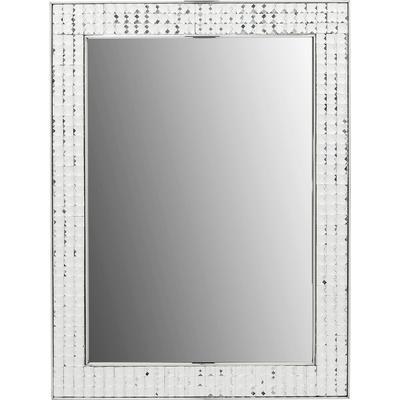 Espejo Crystals Steel cromo 80x60cm