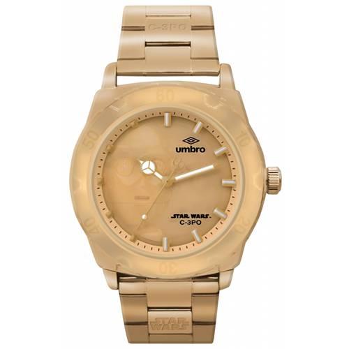 Reloj Dorado/Dorado - Umb-Sw04-3