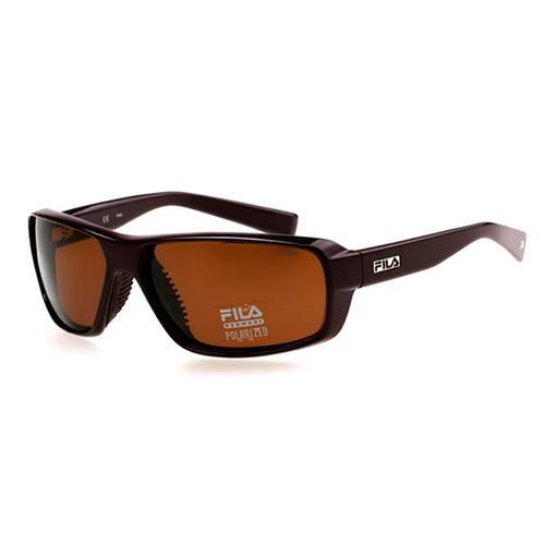 Gafas de Sol Café - Negro