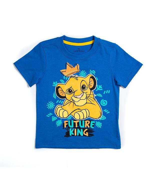 Camiseta Caminador Rey León