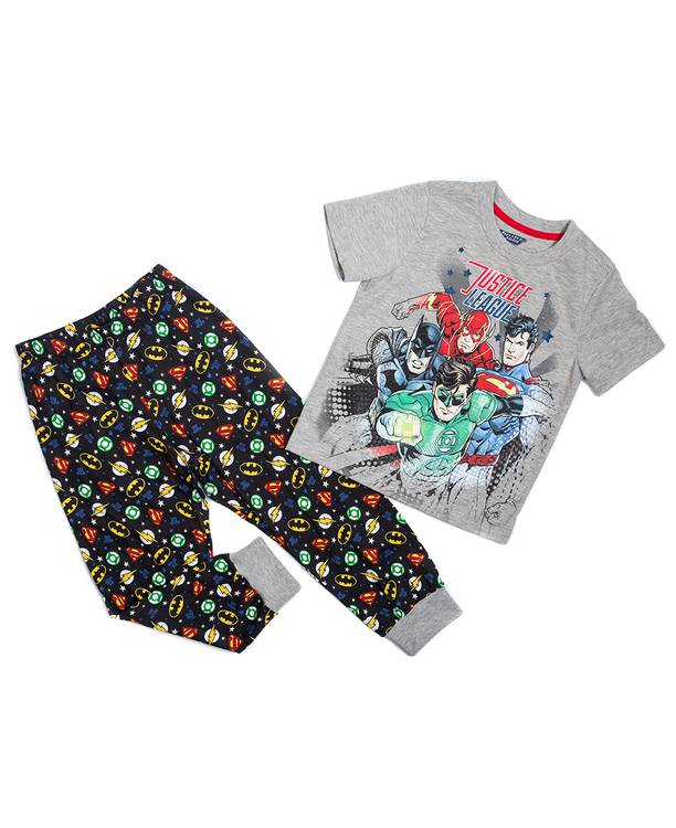 Pijama Niño Justice League