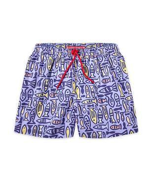 Pantaloneta Gramma Morado