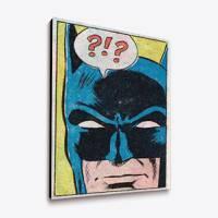 Cuadro vintage batman vintage 5