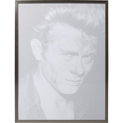 Cuadro Idol Pixel James 104x79cm