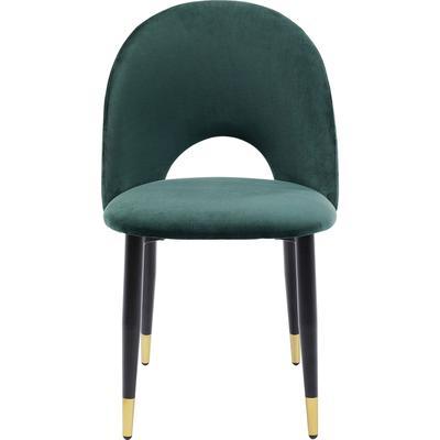 Silla Iris Velvet verde