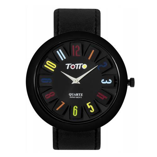 Reloj análogo negro-negro 07-1