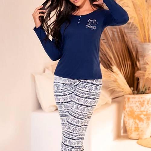 Pijama Azul - 11374