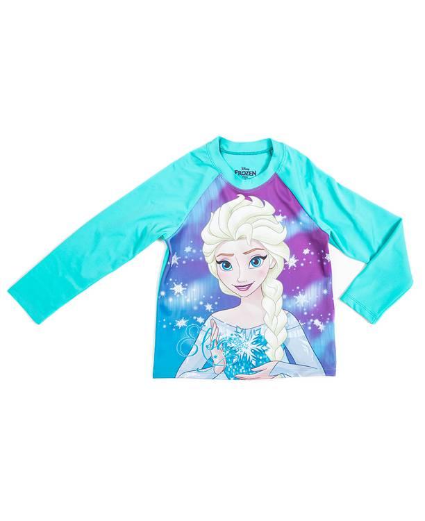 Camiseta Baño Niña Frozen
