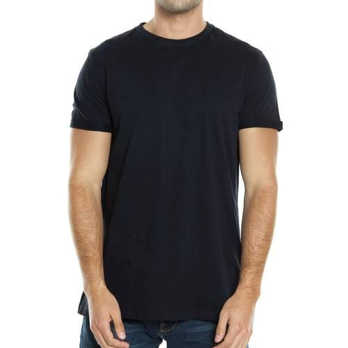 Camiseta Kyo Rosé Pistol Para Hombre  - Azul