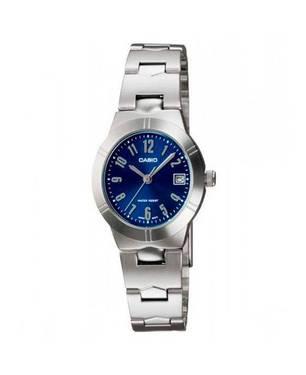 Reloj Análogo Azul-Plateado A2Df - Casio