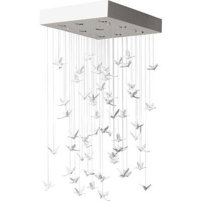 Lámpara Flying Birds blanco