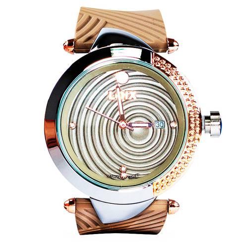 Reloj Gris - Plateado - L1104-03