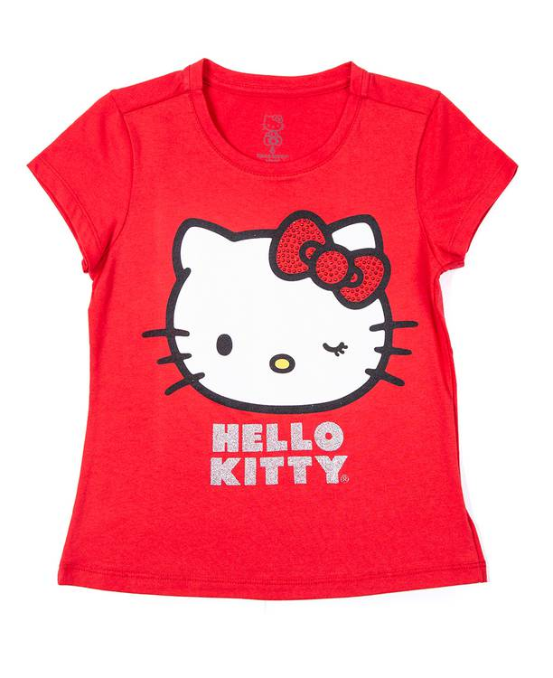 Camiseta Niña Hello Kitty