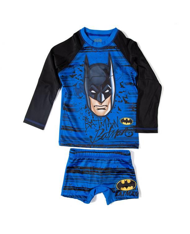 Conjunto Baño Niño Batman