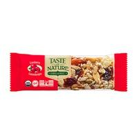 Taste of Nature Organic  BARRA DE ARANDANOS  40 G
