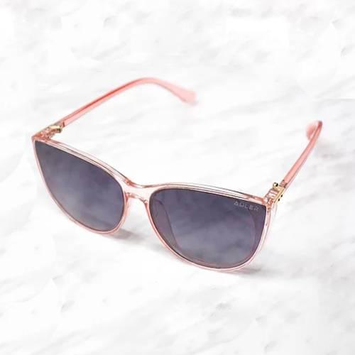 Gafas de sol polarizada con filtro UV 400 Marrón - Rosado