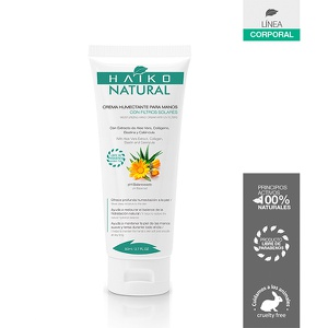 Crema Humectante para manos con Filtros Solares 80g